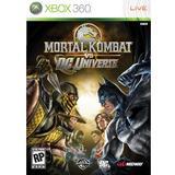Mortal Kombat Vs Dc - Xbox 360