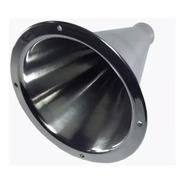 Corneta Kallaus Aluminio Polido Com Rosca Longa Expansor