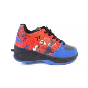 Zapatillas Roller Spider Man