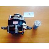 Motor Lavadora Electrolux Lm08 Lte12 + Capacitor 220v