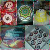 Tortas Artesanales, Mesas Dulces Y Candy Bar