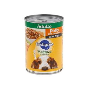 Pedigree Perro Adulto Balance Natural Pollo En Filetes 375gr