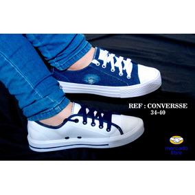6ce592c404ee5 Zapatos Vans Mujer - Ropa y Accesorios Azul en Mercado Libre Colombia