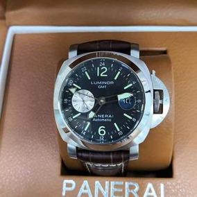 456689c8821 Panerai Luminor Replica De Luxo Masculino Outras Marcas - Relógio ...