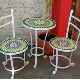 Juegos de Muebles de Jardín de Hierro en Mercado Libre Argentina