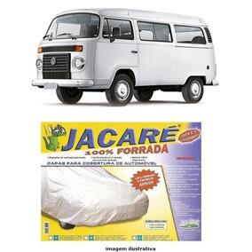 Capa De Proteção Para Kombi - Jacaré + Bolsa Inflável
