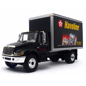 1:34 Camion International Havoline Repartidor A Escala