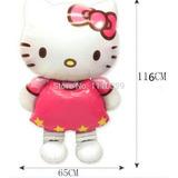 Hello Kitty Bomba Globo Grande Decoración Cumpleaños Fiestas