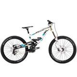Bicicleta 26 Lapierre Dh 722 Alum/carbono Branco/preto (m)