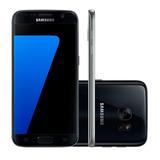 Samsung Galaxy S7 32gb Preto Completo Lacrado Nota Fiscal