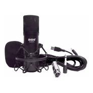 Microfono Moon Ms01 Condenser Grabacion