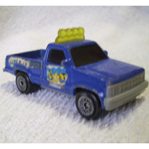 Dodge Dakota, Matchbox 2002, China, Version Mcdonalds 2