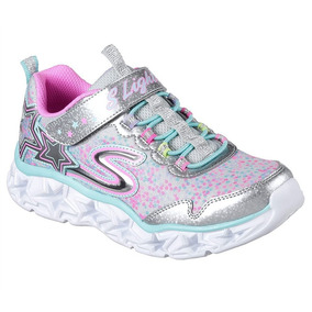 Zapatillas Con Luces Skechers - Galaxy Lights