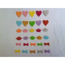 500 Adesivos Eva Com Glitter Pet Shop Banho E Tosa