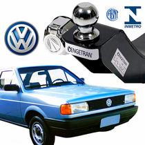 Engate Inmetro Volkswagen Gol Quadrado Completo Garantia