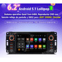 Auto Estereo Android Jeep Dodge Chrysler Mirror Link Pantall