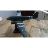 Avion Modelo Escala 1:95 Dc-3 Us Military Envio Inmediato