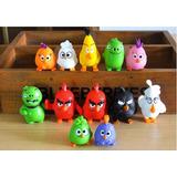 Angry Birds Set 12pz + Envió Gratis