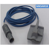 Sensor De Oximetria De Pulso Spo2 Com 3 Metros Mksar18