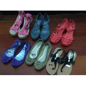 Sandálias,tamancos, Sapatilhas E Rasteirinha N° 35 A 36