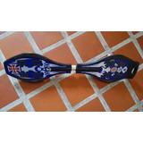 Patineta Dos Ruedas Perfecto Azul