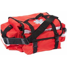 Maletin Primero Auxilios Roja Enfermero Doctor Envio Gratis