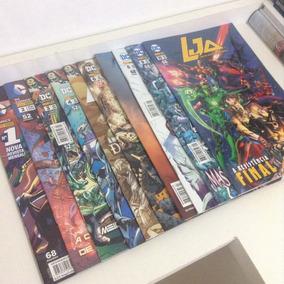 Lote - Lja: Liga Da Justiça Da América - Dc Comics