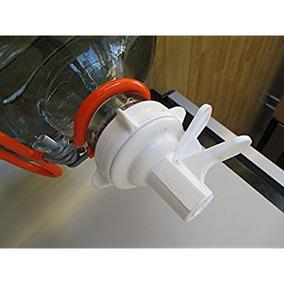 Válvula Dispensador De Agua Blanca De 55mm Botella Corona To