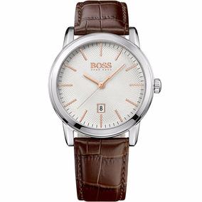 Reloj Hugo Boss Classic 1513399 De Caballero Piel E-watch