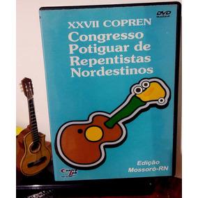 Dvd- Xxvii Congresso Potiguar De Repentistas Ne (mossoró-rn)