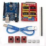 Cnc Kit Arduino Uno +a4988