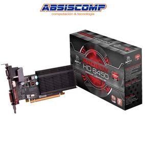 Tarjeta De Video Radeon Hd 6450 De 1gb