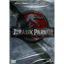 Dvd Parque Jurasico 3 ( Jurassic Park 3 ) - Joe Johnston