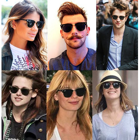 Oculos De Sol Ray Ban Clubmaster Masculino - Óculos no Mercado Livre ... f52843de44