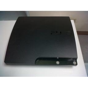 Playstation 3 Slim 120g Destravado Na Ultima Versão + Psn