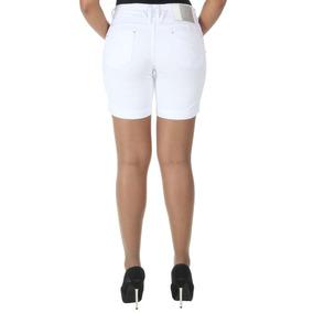 Bermuda Jeans Feminina-236664 - Sawary