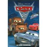 Libro Pelicula Cars 2pixar