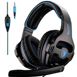 Sades Sa810 Nuevo Actualizado Xbox One Headset Over Ear S...