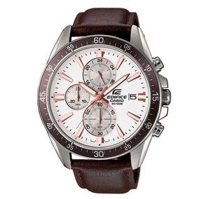 Relógio Casio Edifice Cronógrafo Analógico Masculino Efr-546