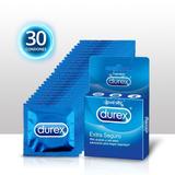 Condones Preservativos Durex Extraseguro X30 Unidades