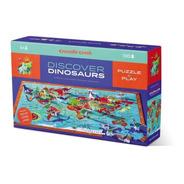 Crocodile Creek Puzzle 100 Piezas Rompecabezas + Figuras
