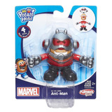 Muñeco Sr Cara De Papa Mini 8cm Hasbro Marvel Ant Man