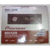 Reproductor Pioneer De Carro Mp3,usb,sd,aux + Control