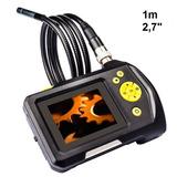 Boroscopio Endoscopio Usb 1m Led Cámara Inspección = Bosch