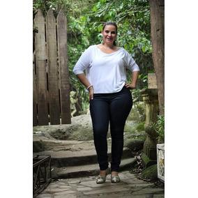 Calça Legging Jeans Tamanho Grande 44/48 , 54 58 60 Ref 3000