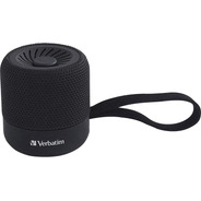 Parlante Inalambrico Bluetooth Verbatim Wireless Mini Blk
