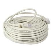 Cable De Red Patch Cord 3 Metros Armado Rj45 Ethernet Lanus