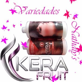 Cirugia Capilar Kera Fruit Gold Diamond Kit 1 Litro Keratina