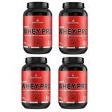4kg Whey Protein Pro - Powerfoods + Frete Gratis