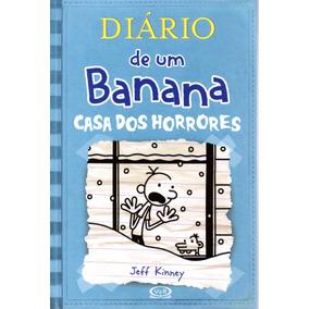 Diario De Um Banana - Casa Dos Horrores Bonellihq Cx295 G17